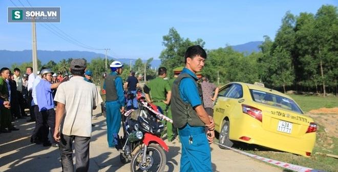 Đà Nẵng: Tài xế taxi bị giết dã man trong đêm