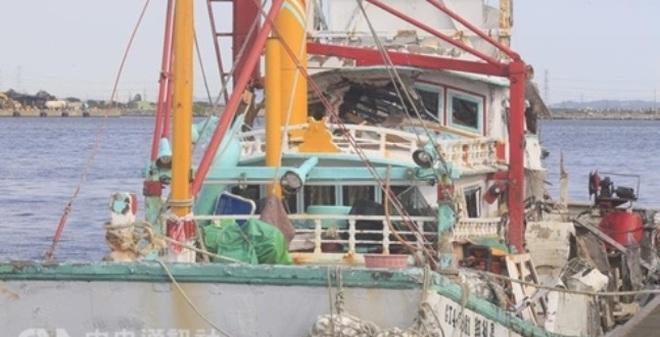 Tin mới về người Việt bị thương ở tàu cá trúng tên lửa Đài Loan