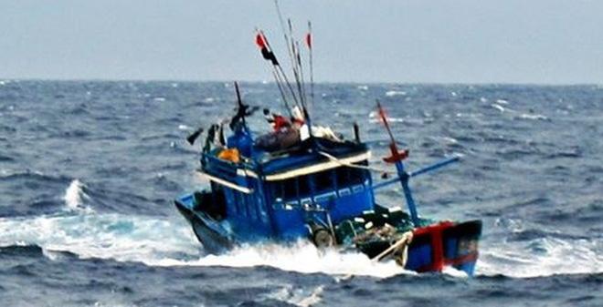 Trung Quốc từ chối 6 tàu cá Việt Nam lên đảo tránh thời tiết xấu