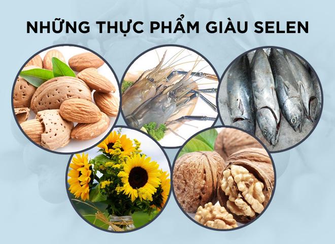 Selen - nguyên tố hiếm giúp ngăn ngừa ung thư: Có trong nhiều thực phẩm của người Việt - Ảnh 3.
