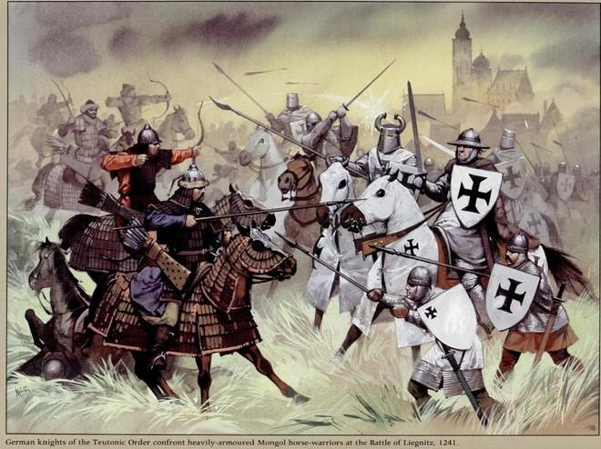 Hiệp sĩ Teutons - Những người từng thống trị thời Trung Cổ là ai? - Ảnh 4.
