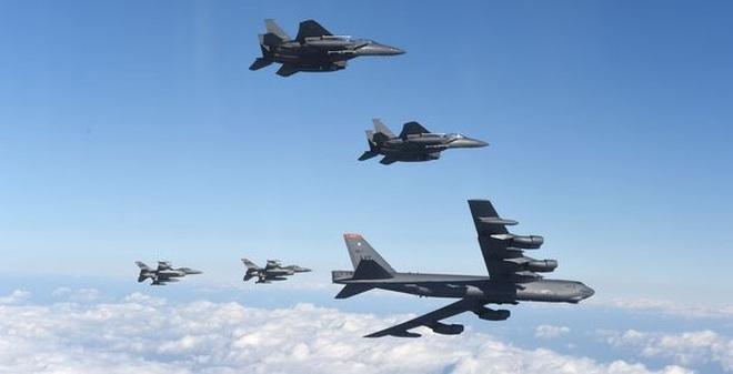 Mỹ sẽ tái bố trí vũ khí hạt nhân chiến thuật ở Hàn Quốc?
