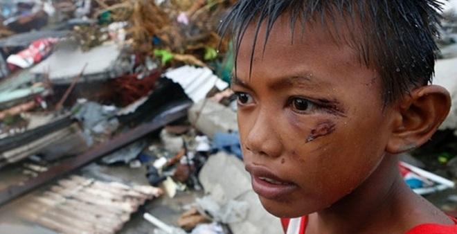 Tôi không biết ứng phó với thiên tai cho tới khi đến Philippines