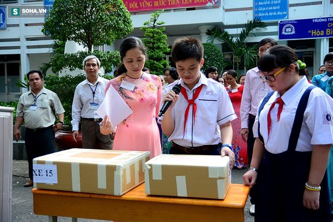 Gần 70.000 học sinh bước vào kỳ thi tuyển lớp 10 ở TP HCM - Ảnh 4.