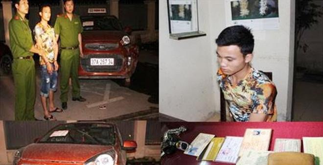 3 ngày truy tìm kẻ giết lái taxi cướp tài sản
