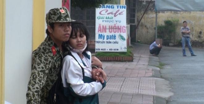 Đối tượng tẩm xăng bắt cóc nữ sinh không phải quân nhân