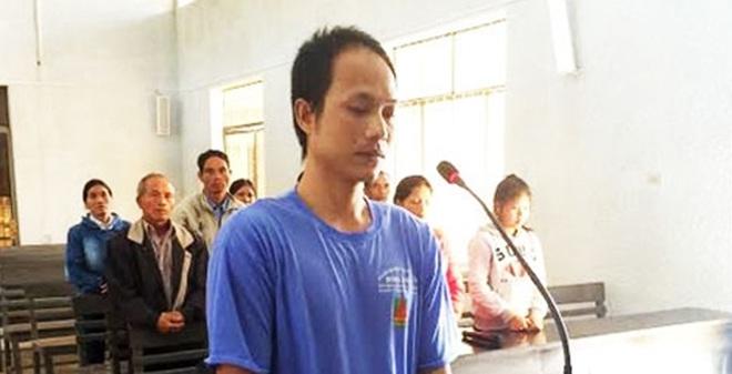 18 năm tù cho gã cha dượng hiếp dâm con riêng của vợ