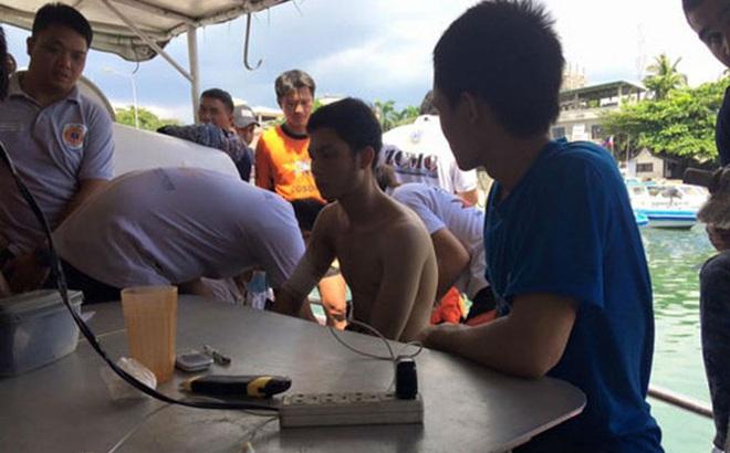Thủy thủ Việt bị cướp biển bắn đã tỉnh táo