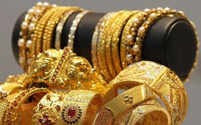 Giá vàng tăng mạnh, chênh lệch với thế giới gần 3 triệu đồng/lượng
