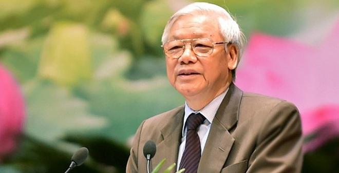 Tổng Bí thư Nguyễn Phú Trọng tiếp tục ứng cử ĐB Quốc hội ở Hà Nội