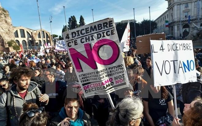 """Nguy cơ Italy tạo nên một """"cú sốc"""" mới đối với châu Âu"""