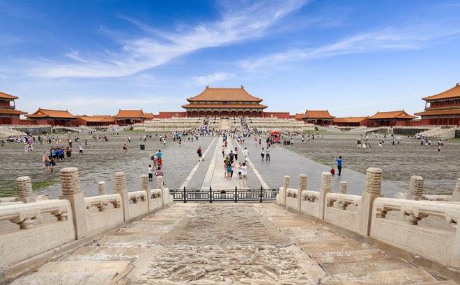 Tử Cấm Thành là cung điện cổ nhất thế giới