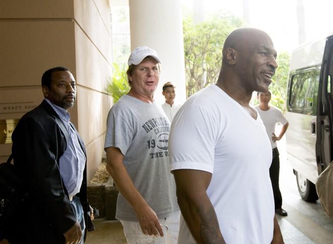 Mike Tyson bất ngờ xuất hiện tại Việt Nam để đóng phim - Ảnh 1.
