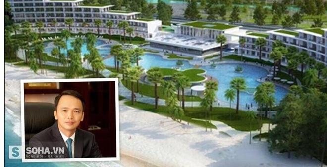Đại gia đầu tư 5.500 tỷ cho FLC Sầm Sơn giàu cỡ nào?