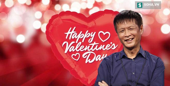 Lê Hoàng kể sự tích Valentine