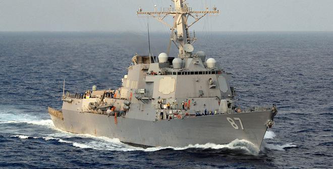 Vụ tàu chiến Mỹ suýt trúng tên lửa: Lực lượng nào đã tấn công?