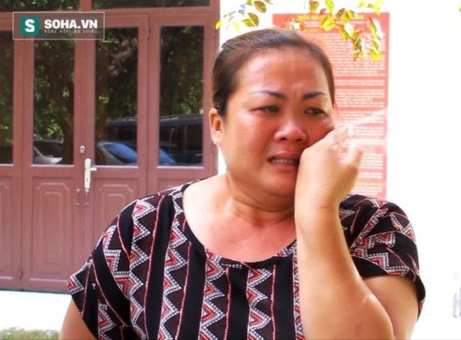 Bị cáo tố thư ký tòa chạy án, bật khóc vì bị tăng gấp 5 lần hình phạt