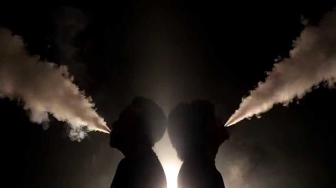 Tác hại kinh hoàng của Vape - thuốc lá điện tử - Ảnh 2.
