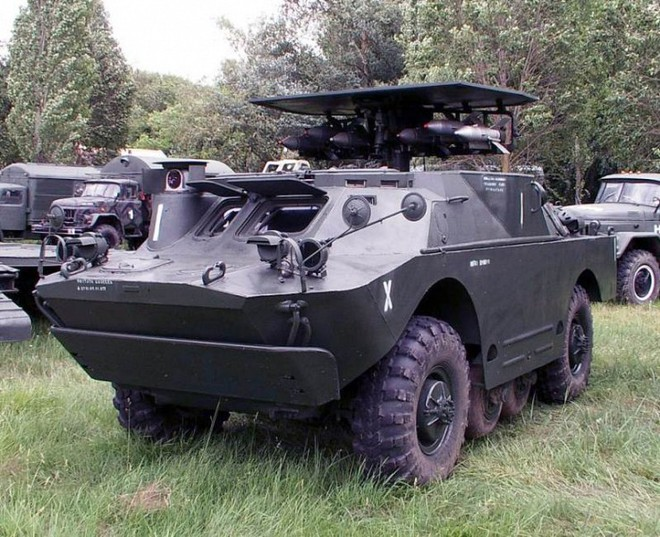 M901 ITV - Hệ thống tên lửa chống tăng tự hành Đầu búa kỳ dị của Mỹ - Ảnh 2.