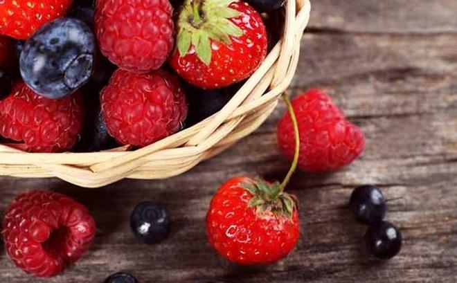 Vì sao nam giới nên ăn nhiều quả mọng