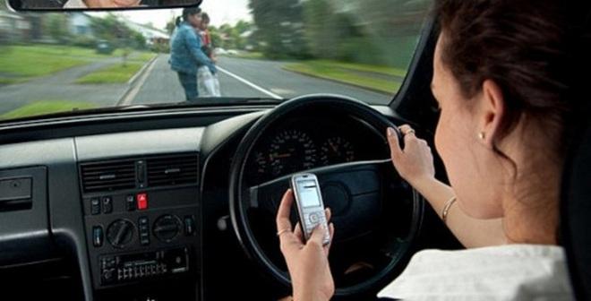 Đã có thể yên tâm nhắn tin khi lái xe nhờ công nghệ thú vị mới