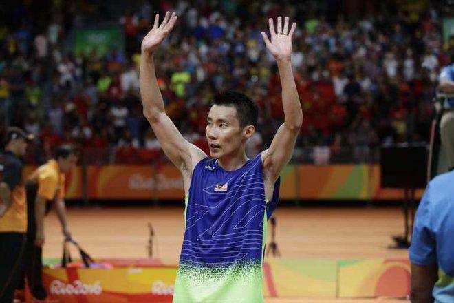 Sao Trung Quốc òa khóc khi lật đổ Lee Chong Wei, đoạt HCV - Ảnh 3.