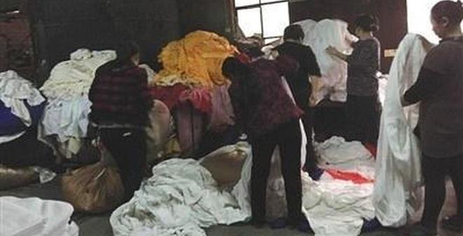 Sự thật rùng mình đằng sau những tấm ga trải giường trong các khách sạn ở Bắc Kinh