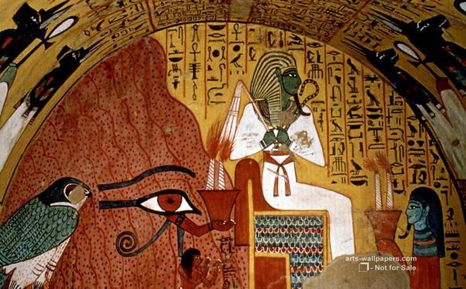 Phát hiện những điều kỳ lạ trong hầm mộ của pharaoh quyền lực nhất Ai Cập