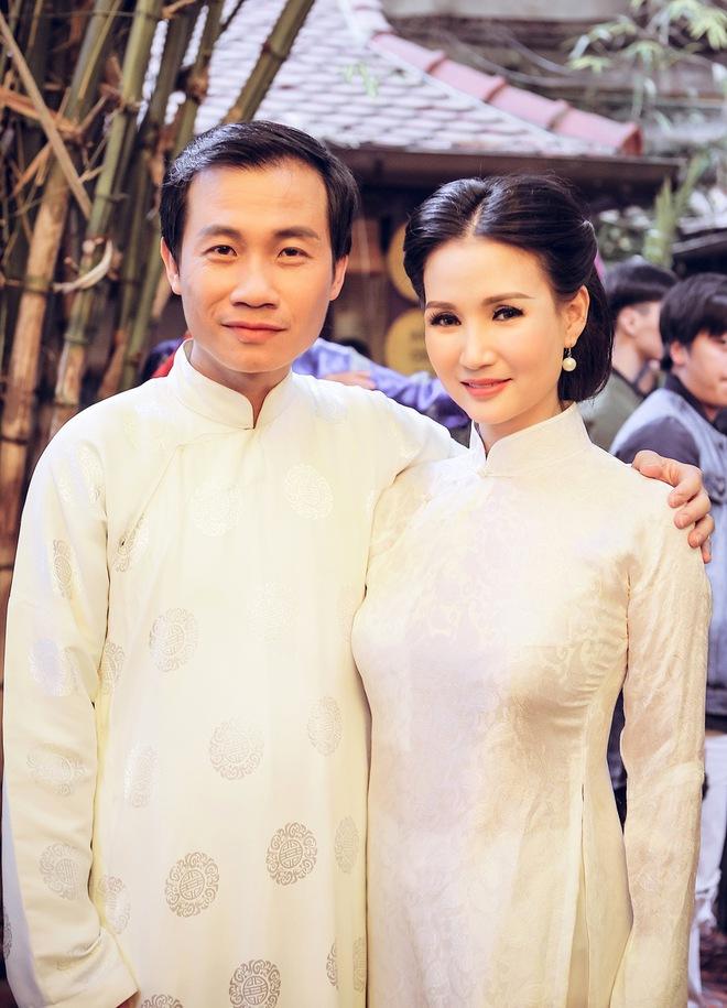 Hoa hậu Quý bà Sương Đặng hóa thân thành thiếu nữ Hà Nội xưa - Ảnh 8.