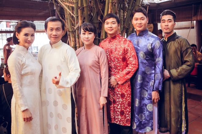 Hoa hậu Quý bà Sương Đặng hóa thân thành thiếu nữ Hà Nội xưa - Ảnh 9.