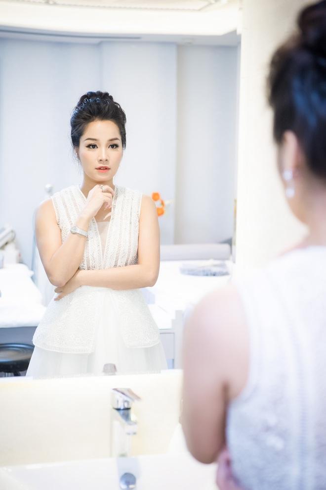 Nhan sắc đằm thắm của diễn viên Minh Hương - Ảnh 3.
