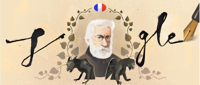 Giải mã 4 bức tranh về Victor Hugo trên trang chủ Google hôm nay 30/6 - Ảnh 5.