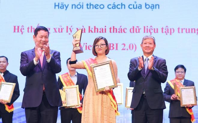 Viettel lập kỷ lục tại giải Sao Khuê