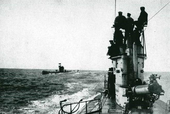 Giútlen: Trận đánh trên biển có quy mô bậc nhất Thế Chiến I - Ảnh 2.