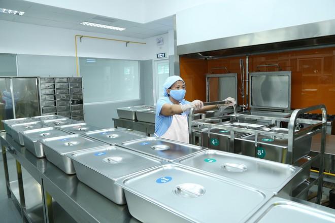 Nhật Bản đồng hành cùng bữa ăn học đường xây dựng bếp ăn bán trú - Ảnh 2.