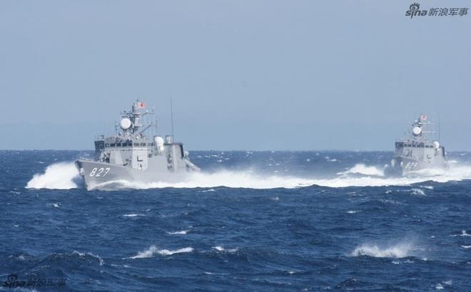 Vì sao Hải quân Trung Quốc đặc biệt lo ngại tàu tên lửa Hayabusa của Nhật Bản? - Ảnh 1.