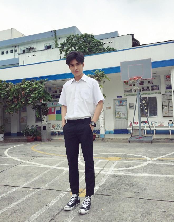 Lộ diện nam thần học đường Việt đang được các cô gái yêu mến - Ảnh 3.