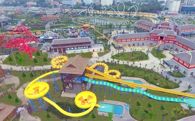 Image result for công viên hạ long park