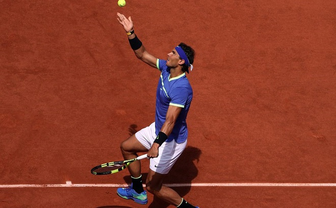 """10 Roland Garros chỉ trong 13 năm, hãy gọi Rafael Nadal là """"Vua của Paris"""""""