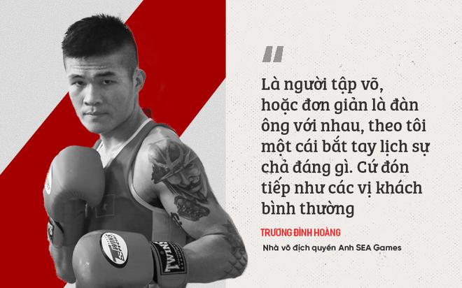 Bức tranh con hổ giấy trong làng võ Việt: Chuyện Mike Tyson cắn tai và bí kíp võ mồm - Ảnh 3.