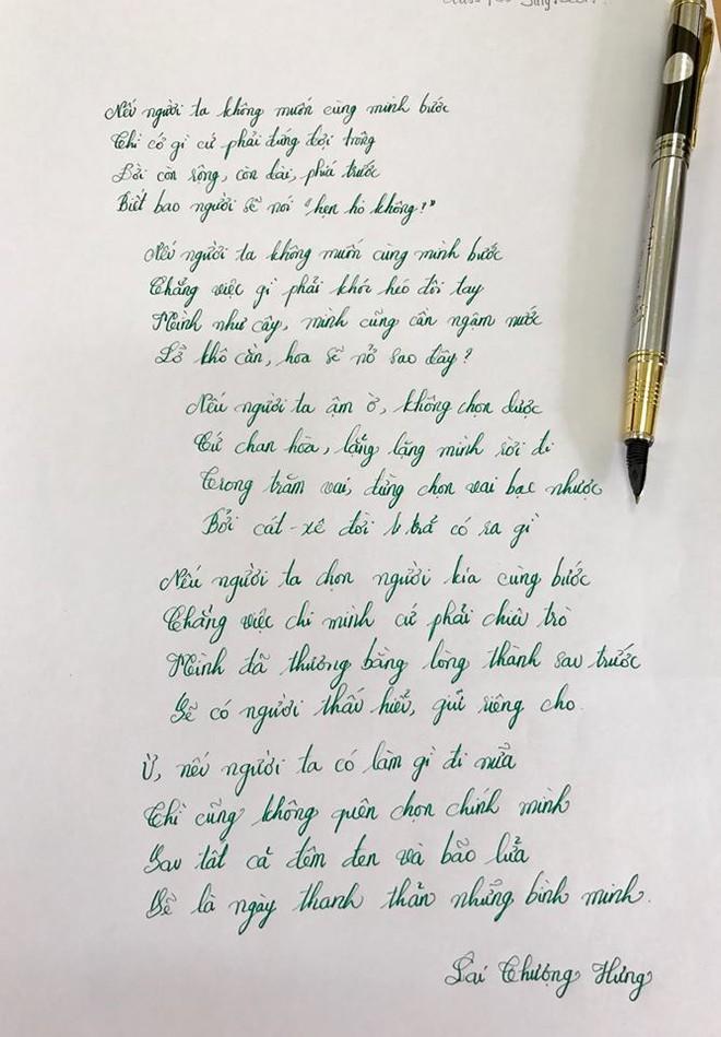 Cuốn nhật ký bằng thơ và tranh hoa lá cành của 8x khiến bao người tò mò muốn đọc - Ảnh 4.