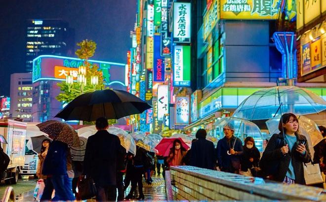 """Chùm ảnh: Từ một làng chài nhỏ, Tokyo """"lột xác"""" trở thành thủ đô hoa lệ bậc nhất thế giới"""