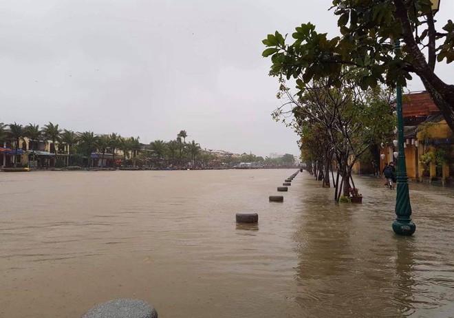 Bão số 12: Sân bay Đà Nẵng mưa to, gió lớn, hành khách co ro vì lạnh - Ảnh 8.