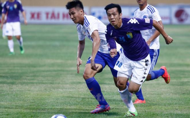 Trọng tài Thái Lan cầm còi chính trận 'chung kết sớm' của V-League Quảng Nam - Hà Nội
