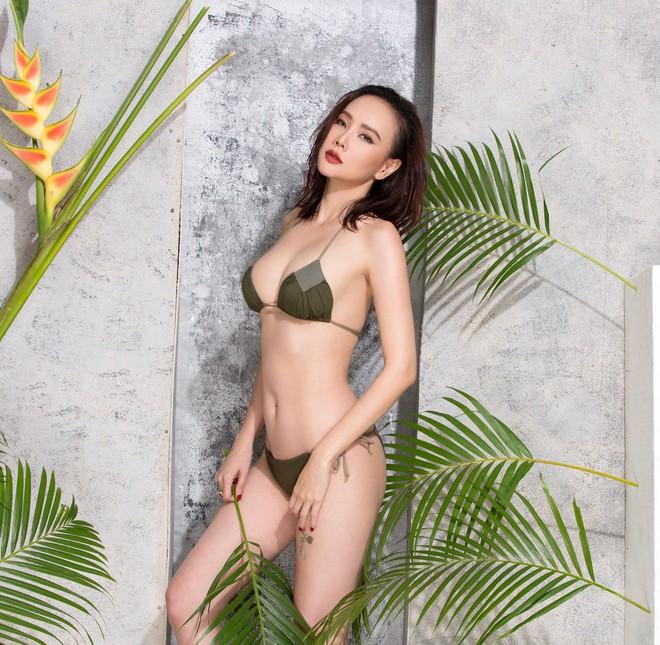 Dương Yến Ngọc chụp ảnh bikini bỏng mắt ở tuổi 38 - Ảnh 3.