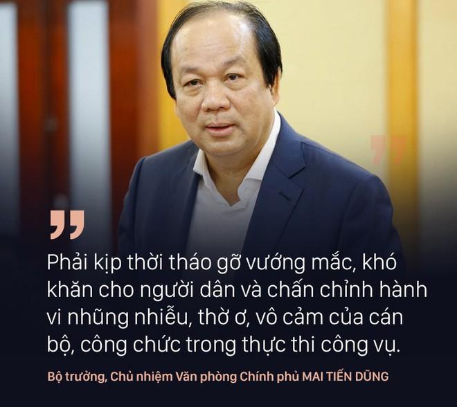 Những phát ngôn ấn tượng nhất của Tổng Bí thư và Thủ tướng trong cuộc họp Chính phủ - Ảnh 7.