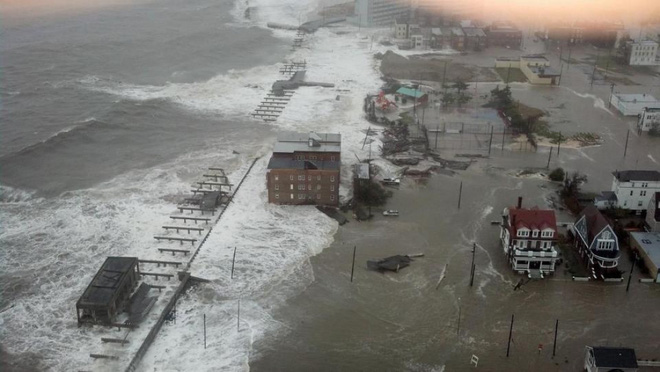 Siêu bão 700 năm mới có một lần gây kinh hoàng cho nước Mỹ, nguyên nhân đến từ con người? - Ảnh 4.