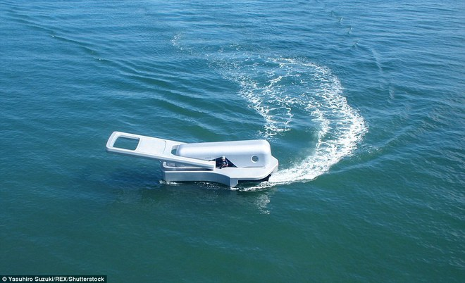 17 du thuyền lạ nhất thế giới, chiếc đầu tiên khiến nhiều người hiểu lầm tai hại - Ảnh 9.