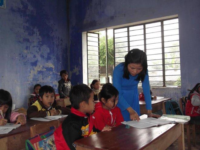 Quảng Nam: Kêu gọi doanh nghiệp đồng hành đưa sữa vào học đường - Ảnh 1.
