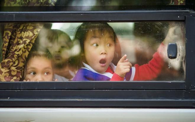 24h qua ảnh: Em bé tròn mắt trong lần đầu tiên tham quan Hà Nội - Ảnh 4.